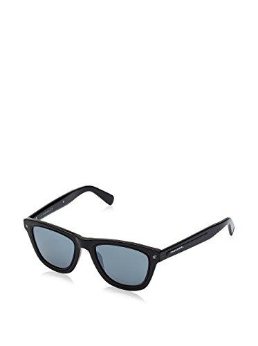 Sunglasses DSquared2 DQ 169 DQ0169 01C shiny black/smoke mirror