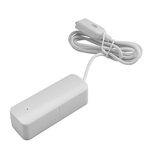 Rollu Smartlife APP Wifi Sensore Acqua Rilevatore di Perdite D'Acqua Allarme Home Control IP67 Funziona con Tuyasmart/Life APP Installazione Semplice