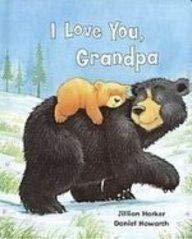 I Love You Grandpa (Padded Large Learner)