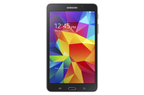 Samsung Galaxy Tab 4 7.0 - Tablet de 7 (WiFi, Bluetooth, 8 GB, Quad-Core 1.2 GHz, 1.5 GB RAM, Android), Negro