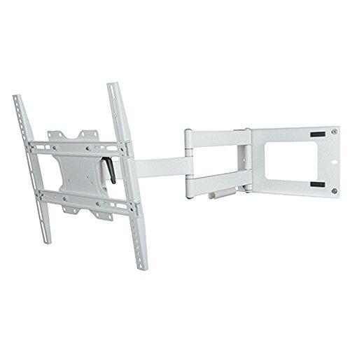 DQ Hercules Flex Blanco - Soporte de pared para TV