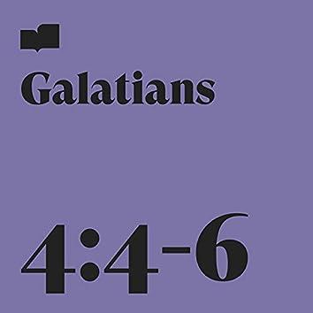 Galatians 4:4-6