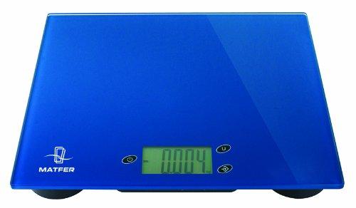 Balance verre securit ultra plate professionnelle à touches sensitives, modèle VS 10