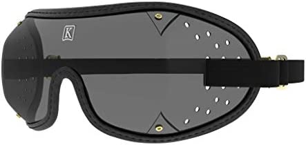 Kroop s Triple Slot Goggles Great for Sports Such as Horse Racing Winter Cycling Skydiving or product image