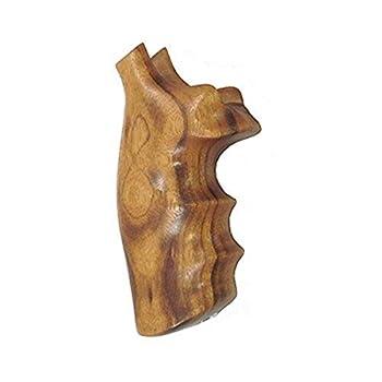Hogue 86200 Wood Grip Goncalo Alves Ruger Redhawk,Black