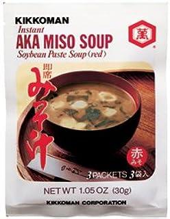 Kikkoman Soup Miso Aka