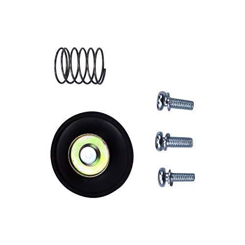 Carburetor Accelerator Pump Diaphragm for Kawasaki Vulcan VN 800 1500 Nomad 18-0245 Carburetor Rebuild Kit