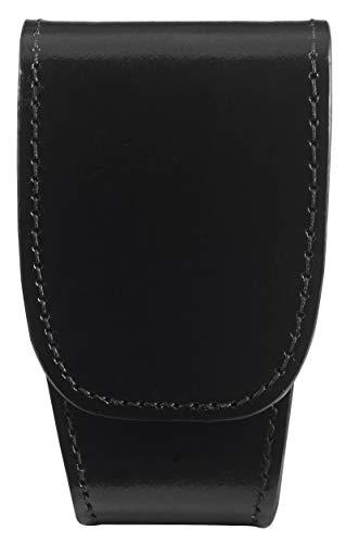 ASP Duty Handcuff Case, Chain/Hinge, Snap-Loc Clip, Black