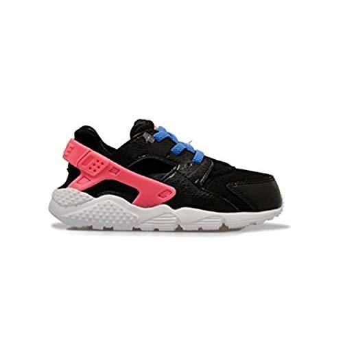 Nike Bimbo 0-24 Huarache Run (TD) Pattini Multicolore Size: 25