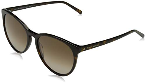 Tommy Hilfiger Damen TH 1724/S Sonnenbrille, DKHAVANA, 56