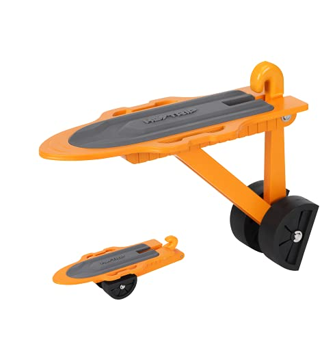 HEYTRIP Foldable Car Door Step with Anti-Slip Standing Surface, Easy Access to Rooftop for Most Car,...