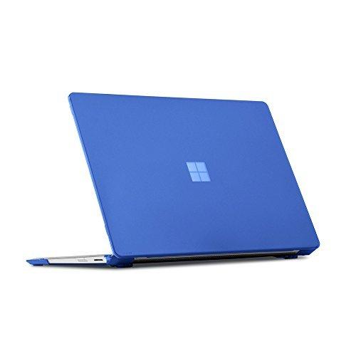 "Hard Shell Case for 13.5"" Surface Laptop 1-4 (Alcantara) | Blue"