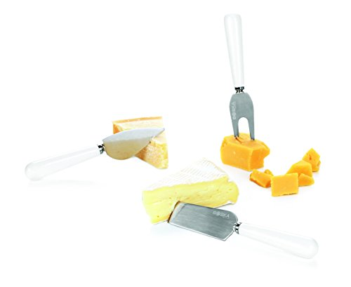 BOSKA 320117 Life Set 3 Couteaux de Fromage