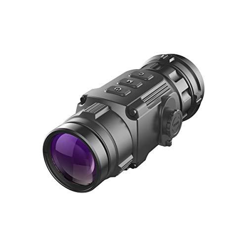 Professor Optiken Westerwald ProV 42 multifunktionales Wärmebildgerät/Wärmebildkamera mit VOx-Detektor und OLED-Display als Vorsatzgerät oder Handgerät geeignet - schussfest & wasserdicht (IP 66)