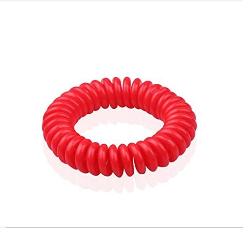 Anti-muggen armband voor volwassenen en kinderen anti-muggen pols waterdicht camping outdoor indoor kleur armband willekeurige kleur 10 stuks