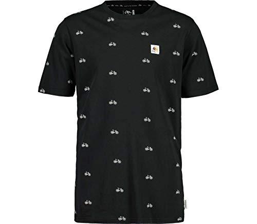 Maloja PitgalainM. T-Shirt Herren Moonless Bike Größe L 2020 Kurzarmshirt