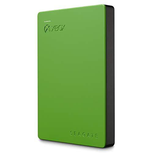 Seagate Game Drive für Xbox, 2 TB, tragbare externe Festplatte, 2.5 Zoll, USB 3.0, Xbox, Modellnr.: STEA2000403
