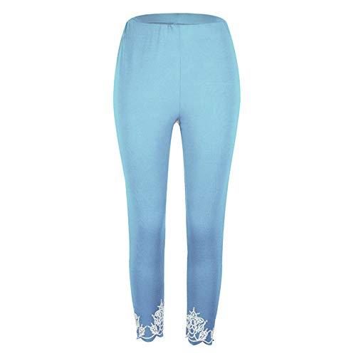 Hhckhxww Leggings Ajustados De Pantalones Cortos Estampados Adelgazantes para Mujer