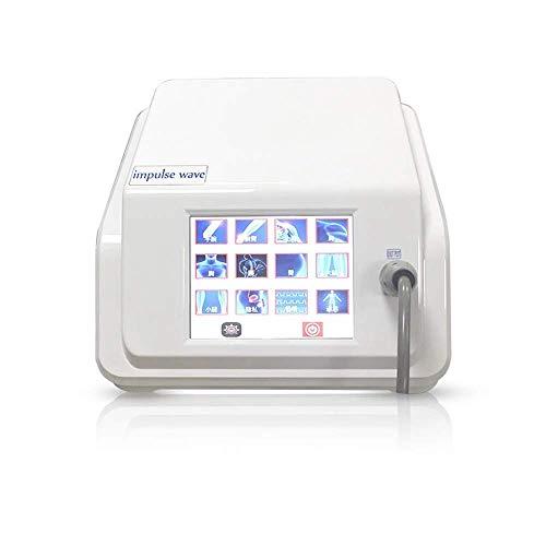 AYHa Stosswellentherapie Maschine, Extrakorporale Stoßwellentherapiegeräte ESWT Physiotherapie Geräte für Ed Arthritis Muskelschmerzlinderung Relax,# 2