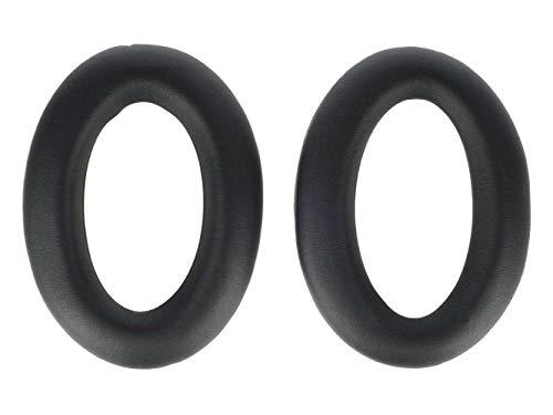 WEWOM 2 Almohadillas de Repuesto para Auriculares Sennheiser PXC350 HD380Pro PC350 HMEC250 HME95