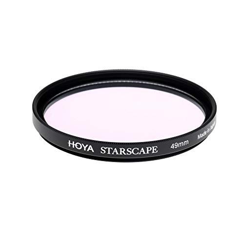 Hoya 49mm Red Starscape Glass Filter