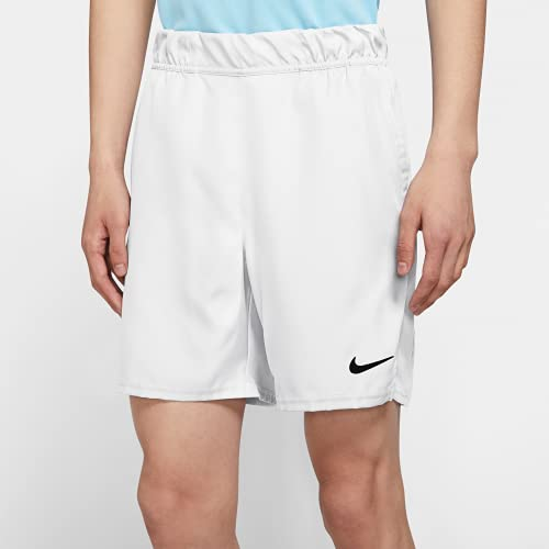 Nike Nkct Dry Victory 7In Shorts White/Black L