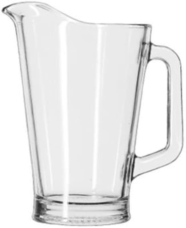 Libbey 5260 60 Ounce Pitcher 6 Pk