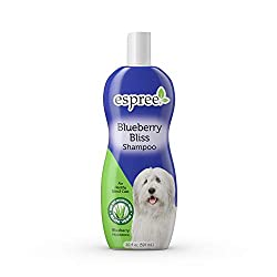 espree natural dog shampoos with shea butter
