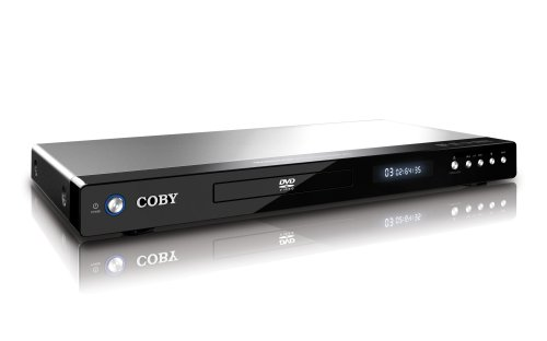 Buy Discount Coby DVD288 1080p Upconversion DVD Player with HDMIT (Black)