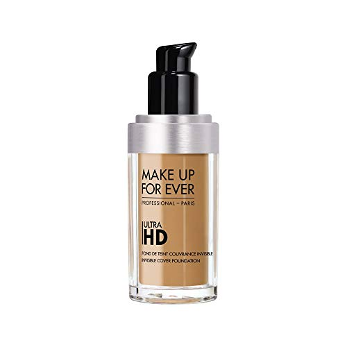Make up for Ever Ultra Hd Invisible Cover Foundation Y425 - Honey