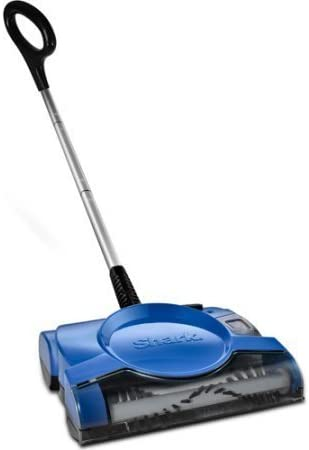 Top 10 Best shark rechargeable floor and carpet sweeper Reviews