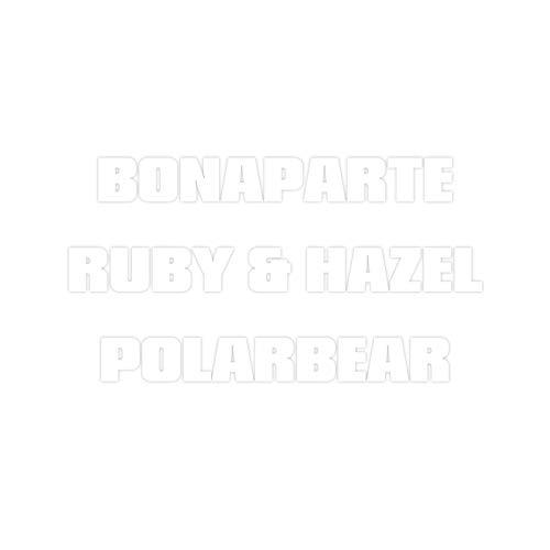 Ruby's & Hazel's Polarbear
