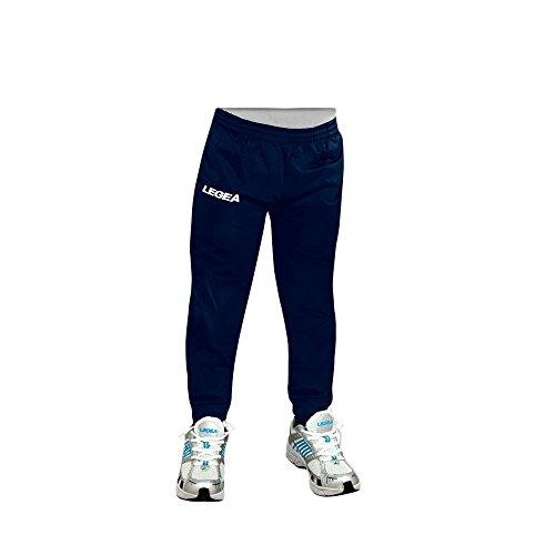 LEGEA Florida Light Senior Pantaloni Tuta, Unisex Adulto, Blu, S