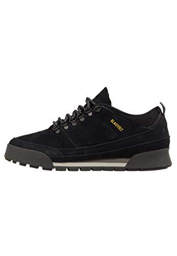 adidas Jake 2.0 Low Herren Sneaker Schwarz