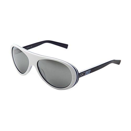 NIKE Gafas de Sol blanco/gris Única