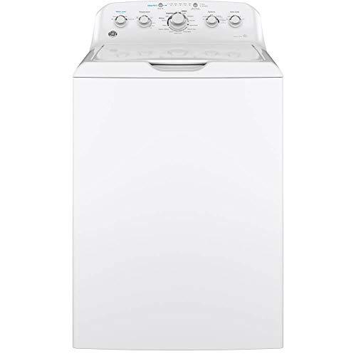 ge load washers GE Appliances GTW465ASNWW, White