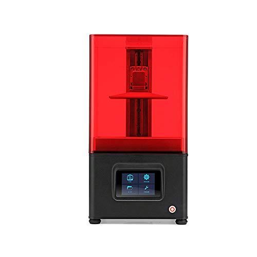SMGPYDZYP 3D-printer met LCD-lichtharding, snel, draadloos, 3D-printer met scherm, voor thuis en op school