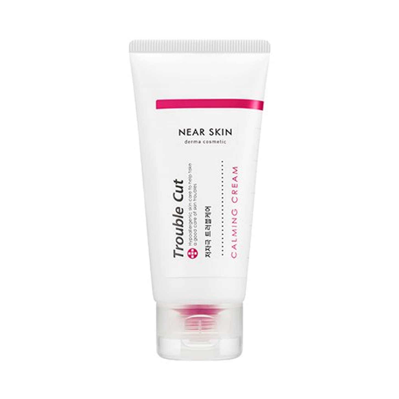 水を飲む衣服補償MISSHA [Near Skin] Trouble Cut Calming Cream 20ml / ミシャ ニアスキン トラブルカットカミングクリーム [並行輸入品]