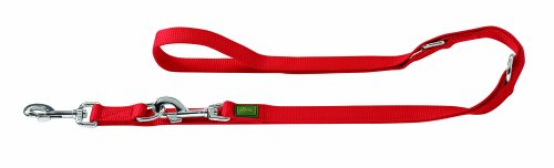 Hunter Training Leash 25/200_P, XL, Rood