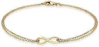 Elli Bracelet with Infinity Symbol in 925 for Women's