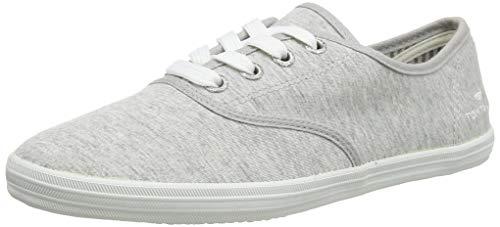TOM TAILOR für Frauen Schuhe Sneaker Jersey, 38