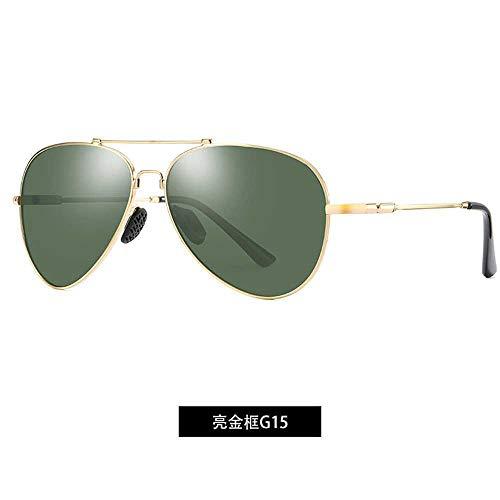 Gafas sol polarizadas hombres mujeres gafas sol marco