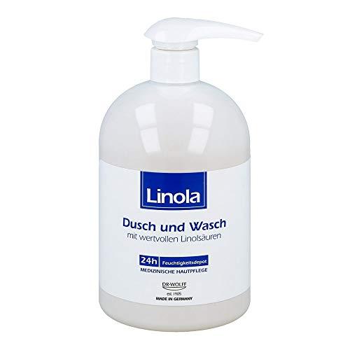 Linola Dusch- und Waschgel, 500 ml Gel