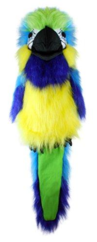 The Puppet Company–pájaros Grandes–Azul