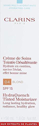 CLARINS MULTI-feuchtigkeitsspendende Creme durststillend #04-blond 50 ml
