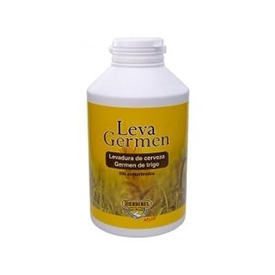 Levagermen Yeast + Wheat Germ 550 Tablets by Herdibel