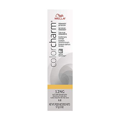 WELLA Color Charm Permanent Gel Hair Color, 12NG, 2 oz