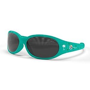 Chicco Cartoon - Gafas de sol 12 m+, color verde