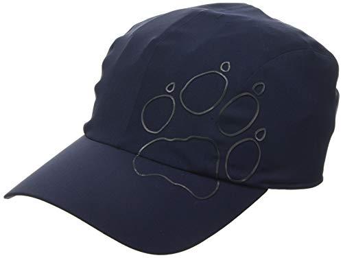 Jack Wolfskin Unisex Activate Fold-Away Casquettes Kappe, (Night Blue), (Herstellergröße: Large)