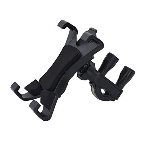 ZChun Universal 360 - Soporte de bicicleta para bicicleta estática para tablets de 7 a 12 pulgadas